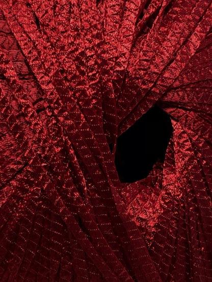Rotes Bändchengarn Sevilla