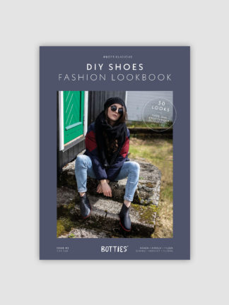 Botties Lookbook Issue #2 Cover